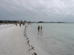 Plaża aż po horyzont