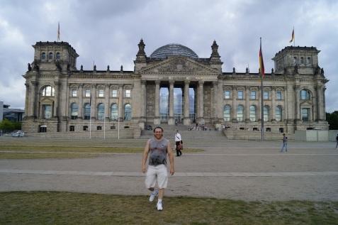 Boruch Tomasz, Berlin, podróże, Niemcy