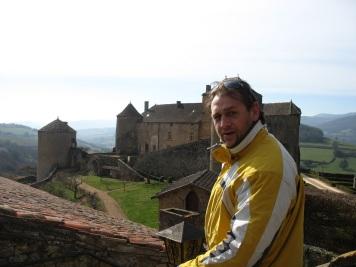 Berze le Chatel, Tomasz Boruch, Francja, podróże